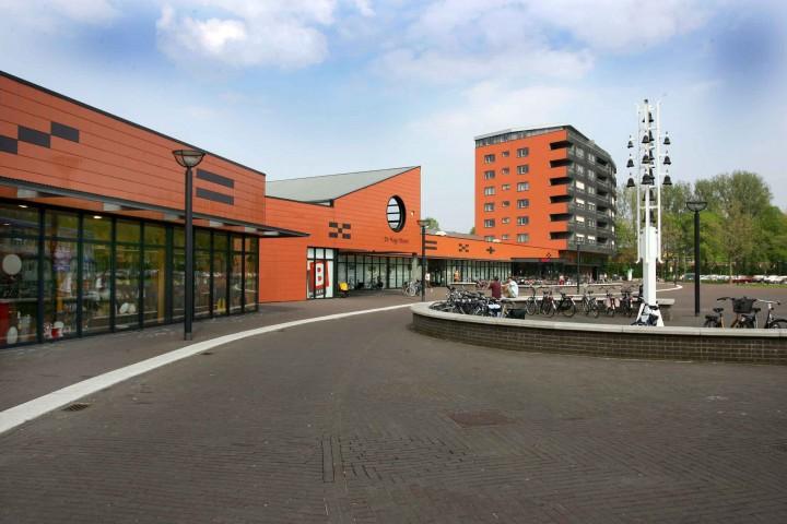 Punt beheer - Mooie winkelruimte in De Hooge Meeren Hoogezand