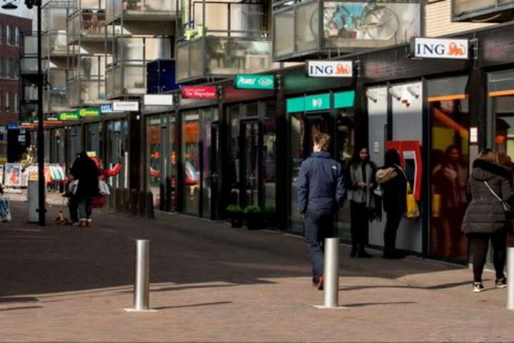 Punt beheer winkelruimte in het winkelcentrum van almere for Kruidvat almere buiten